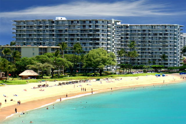 The Whaler On Kaanapali Bch The Kaanapali Lahaina West Maui Hawaii State Condo Guide Com