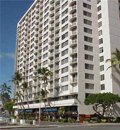 Ilikai Marina Apartment Building