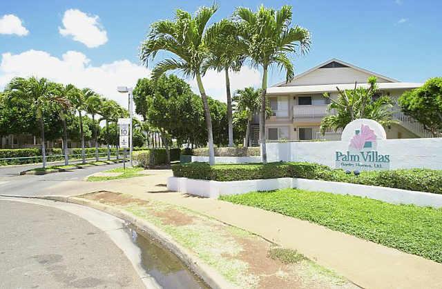 Palm Villas Ewa Beach Office